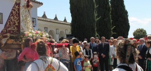 Delegado gobierno CLM romeria 2017 1
