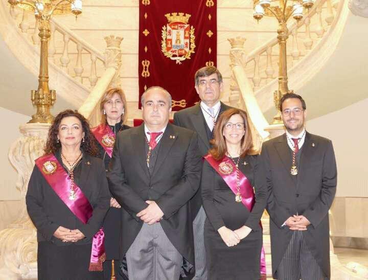 Grupo PSOE Cartagena ofrenda Virge Caridad 2017