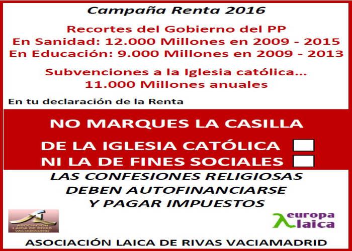 IRPF 2017 Rivas