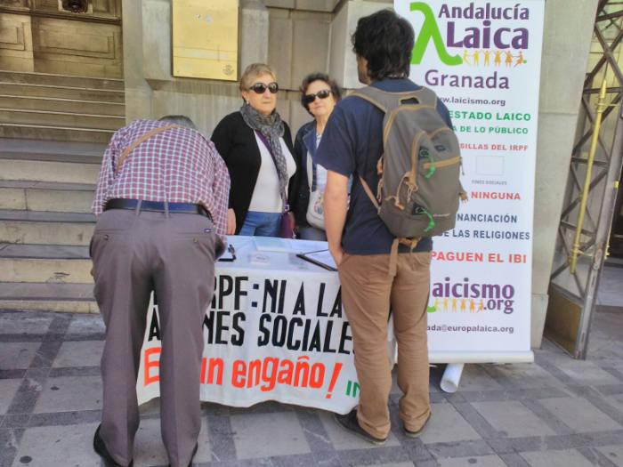 IRPF mesa Granada 20170506 b