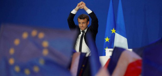 Macron Francia 2017