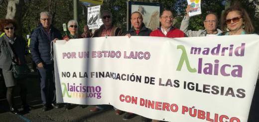 Manifestacion Madrid Presupuestos 2017