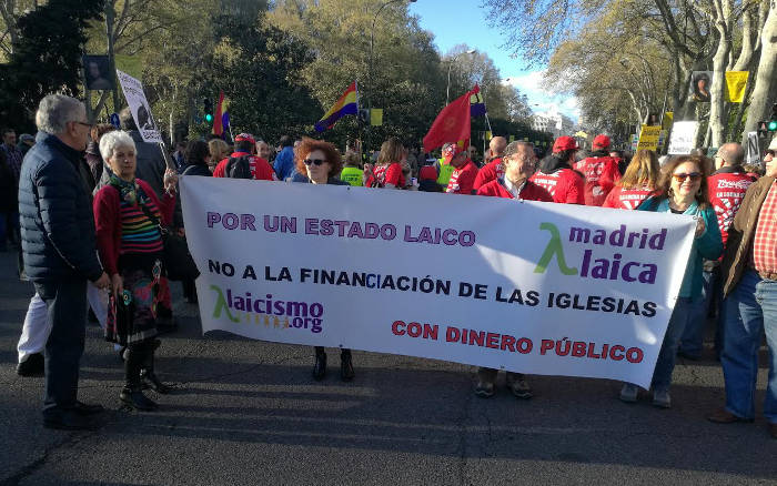 Manifestacion Madrid Presupuestos 2017 b