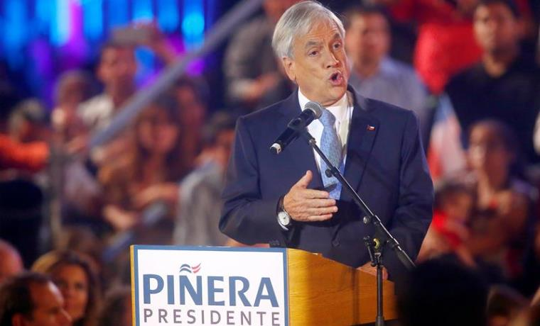 Pinera- candidatp presidencial chile 2017