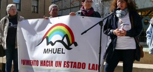 Protesta Mhuel LaSeo 2017 v