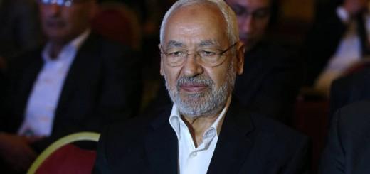 Rached Ghannouchi lideer islamista Tunez 2017