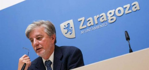 alcalde-Zaragoza Pedro Santisteve
