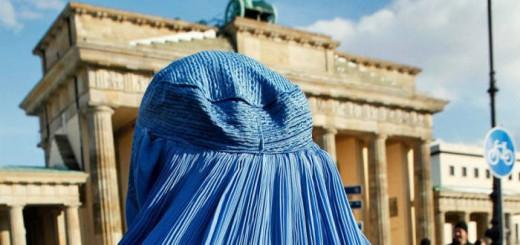 alemania mujer con burka