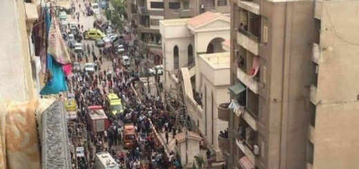 ataque igleisa copta Egipto 2017