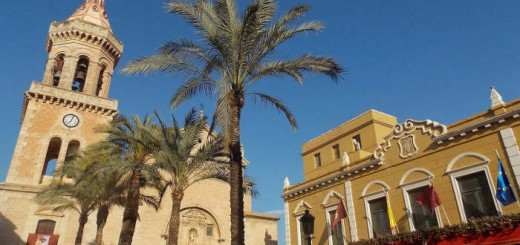 basilica de Cieza