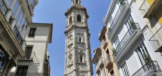campanario Santa Catalina Valencia