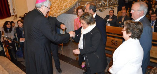 concejala Talavera misa cofrade 2017 b