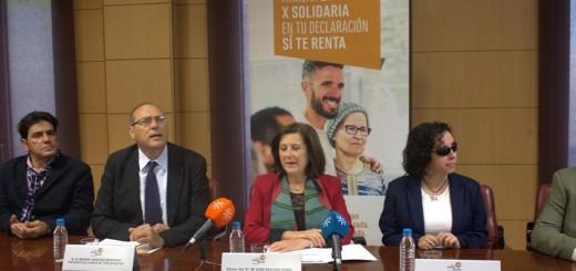 consejera IRPF Andalucia 2016