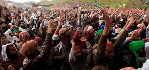 gente Pafistan mata estudiante blasfemia 2017