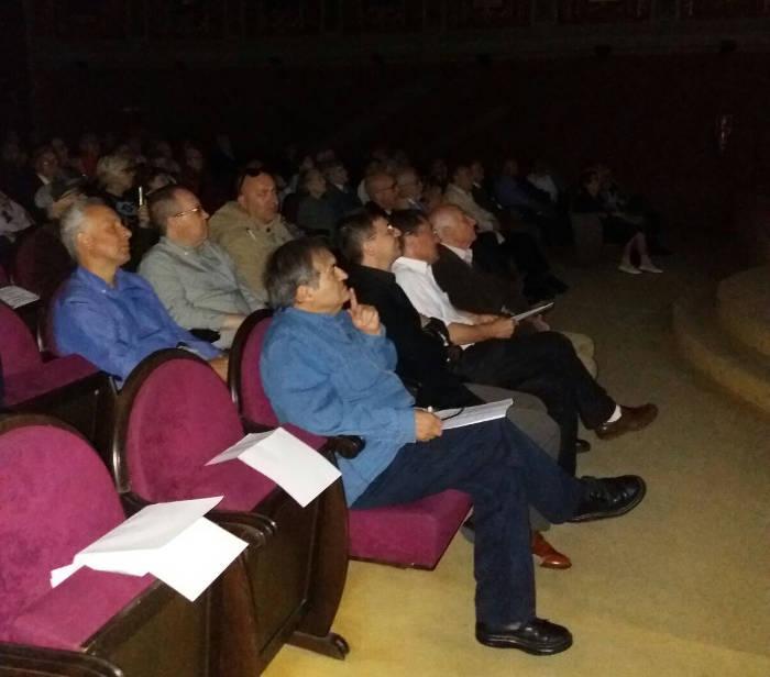 homenaje a Gonzalo Puete Ojea Madrid 2017 x