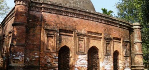 mezquita goaldi en Bangladesh