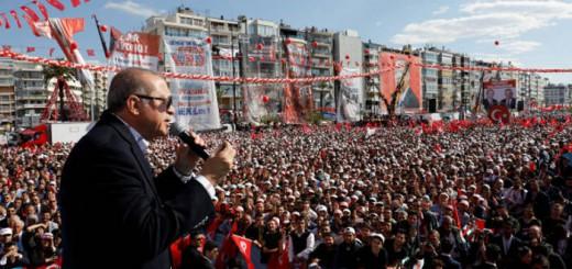 mitin Erdogan Turquia 2017