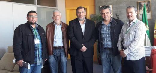musulmanes UCIDE con Consejeria Educacion Extremadura 2017