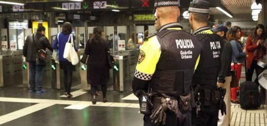 policia local Barcelona