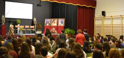 pregon estudiantes semana santa IES Puebla Cazalla 2017 a