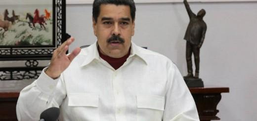 presidente Maduro 2017