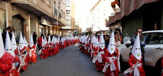 procesion escolar Ciudad Real 2017