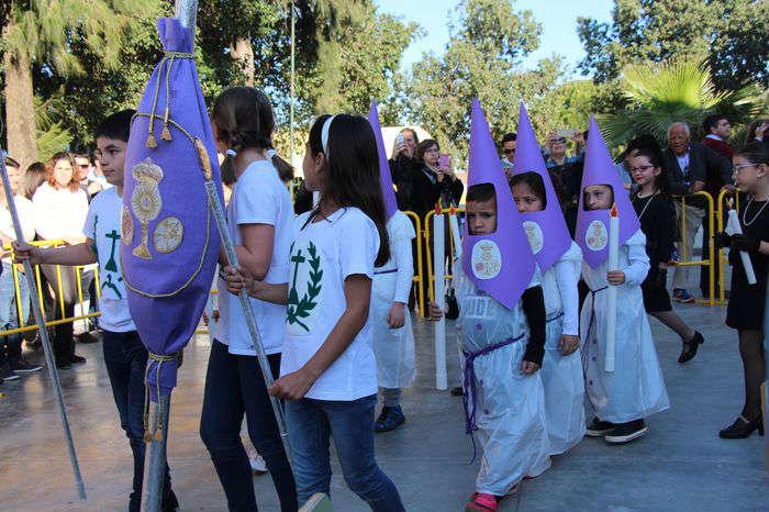 procesion escolar Marchena Sevilla 2017 a