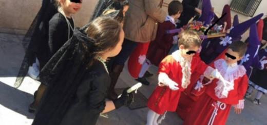 procesion infantil