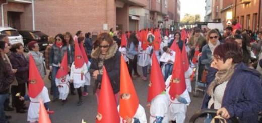 procesion infantil Medina 2017