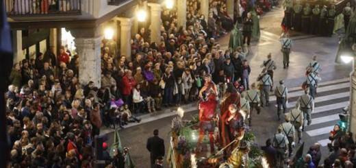procesion semana santa Valladolid