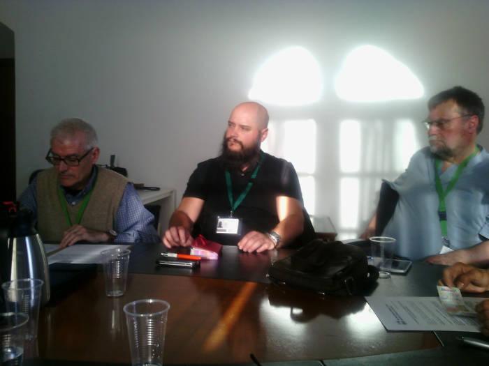 reunion Andalucia Laica con IU y Podemos 2017 c