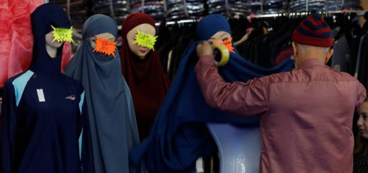 velo islamico tienda