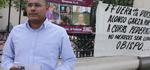victima abusos denuncia obispado Mexico 2017