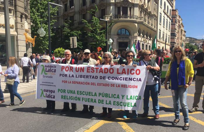 1 de mayo Granada 2017 a