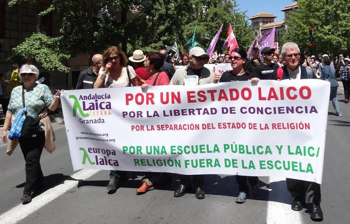 1 de mayo Granada 2017 d