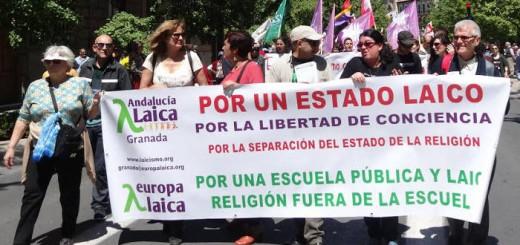 1 de mayo Granada 2017 e