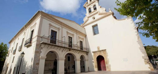 Basilica de Lledo en Castellon
