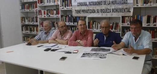 Colectivo Promoteo de Cordoba presenta bienes inmatriculados 2017