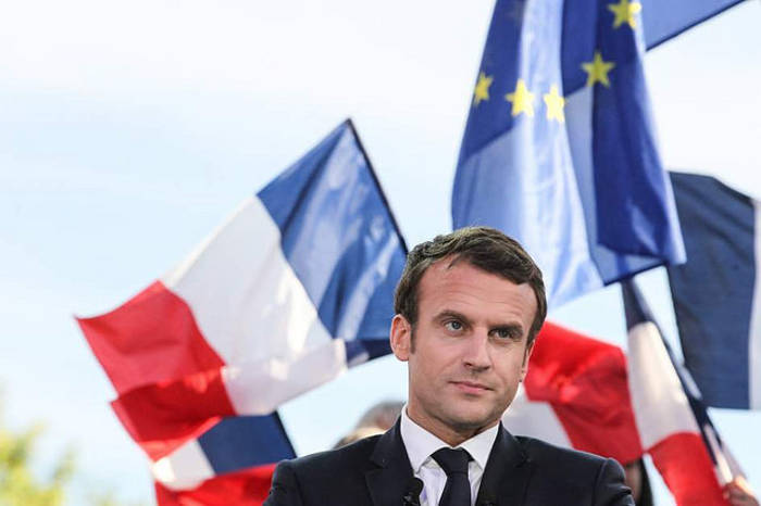 Emmanuel Macron nuevo presidente de Francia 2017