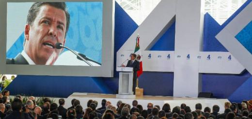 Gobernador de Guanajuato Mexico 2017