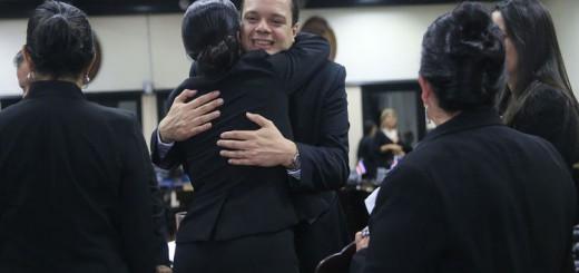 El abogado de 42 años, Gonzalo Ramírez es el principal sucesor del ex diputado Justo Orozco, quien lo elegió para encabezar la papeleta por el partido Renovación Costarricense