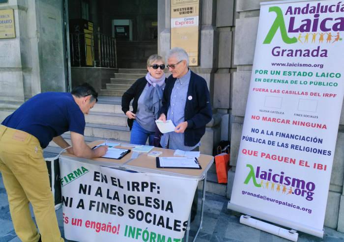 IRPF Mesa Granada 2017 mayo13 a