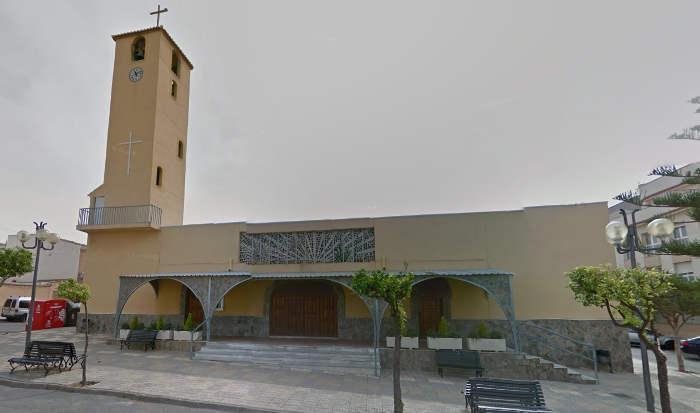 Iglesia El Ejido