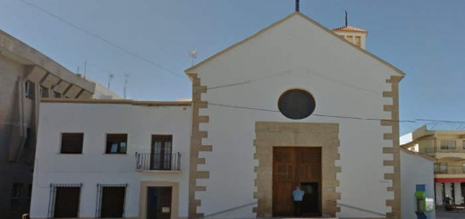 Iglesia Roquetas