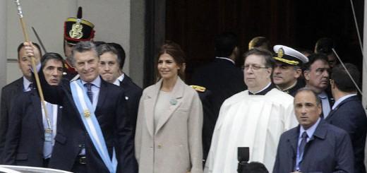 Macri Tedeum 2017 Argentina