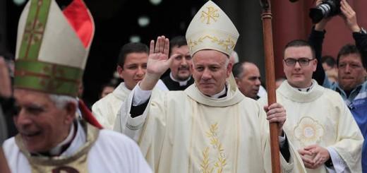 Mario Quiros obispo de Cartago Costa Rica 2017