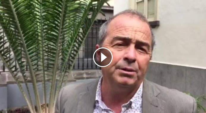 Paco Deniz Parlamentario de Podemos en Canarias 2017 video