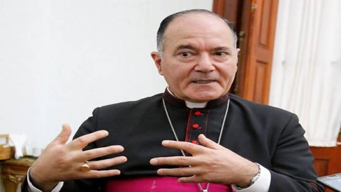 Pedro Danie Martinez obispo San Luis Argentina 2017