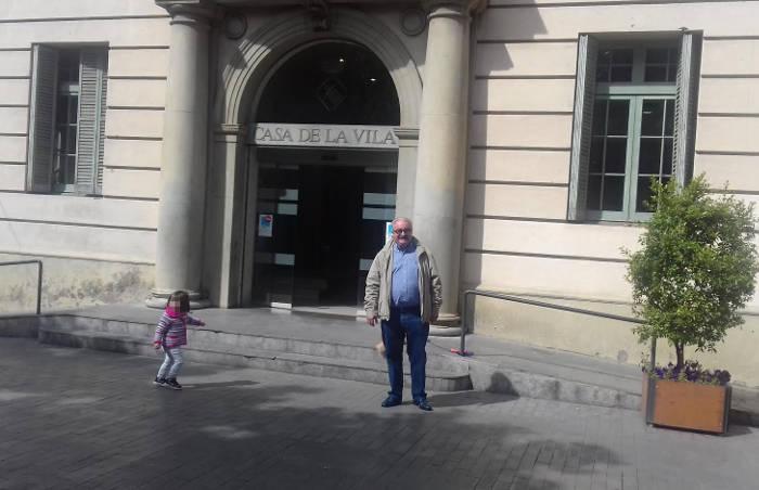 Reunion Europa Laica ayuntamiento San Feliu 2017 a
