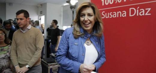 Susana Diaz PSOE